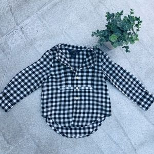 POLO Ralph Lauren Shirt Plaid Checkered Kids P